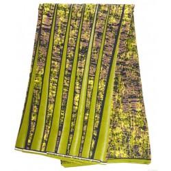 Tissu wax hitarget - camouflage