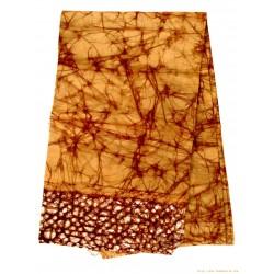 Tissu en batik